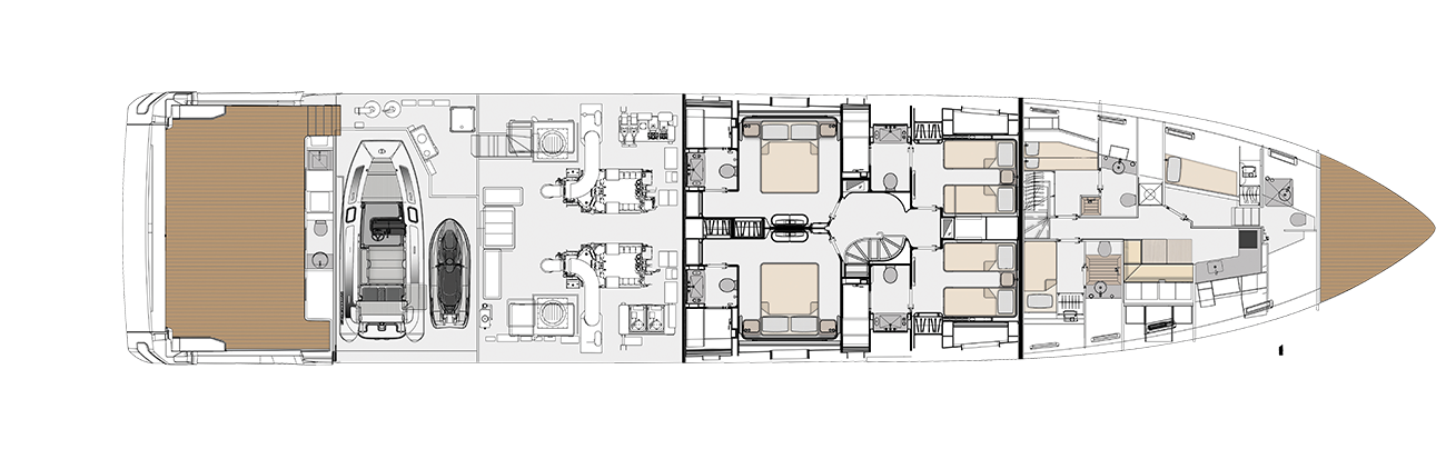 lowerdeck - original layout version